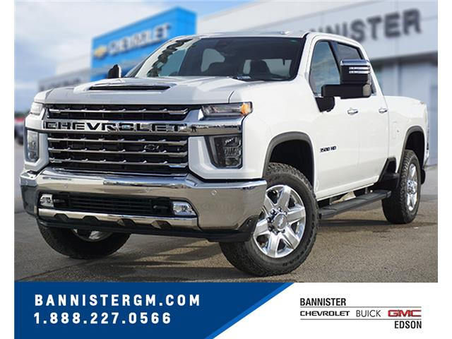 2020 Chevrolet Silverado 3500HD LTZ (Stk: 20-013) in Edson - Image 1 of 22