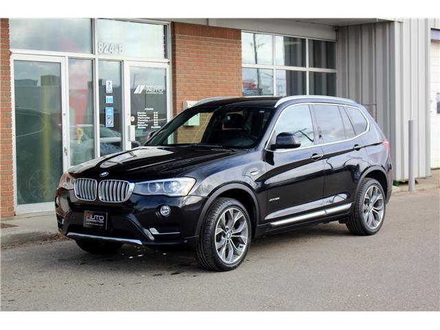 2015 BMW X3 xDrive28i (Stk: D52528) in Saskatoon - Image 1 of 27