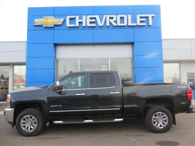 2017 Chevrolet Silverado 2500HD LTZ (Stk: 20019A) in STETTLER - Image 1 of 27