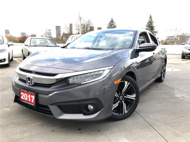 2017 Honda Civic Touring (Stk: HP3561) in Toronto - Image 1 of 26