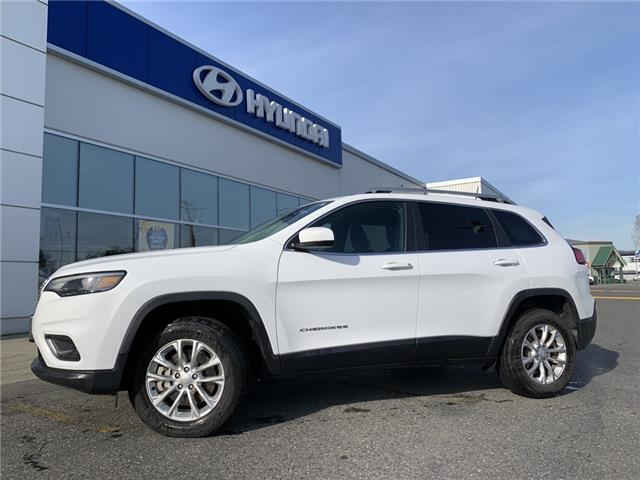 2019 Jeep Cherokee North (Stk: H19-0130P) in Chilliwack - Image 1 of 11