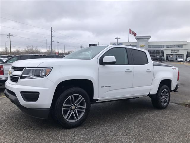 2019 Chevrolet Colorado WT (Stk: K1350188) in Calgary - Image 1 of 17