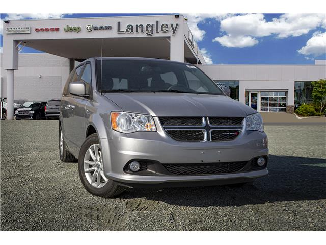 2019 Dodge Grand Caravan CVP/SXT (Stk: K764046) in Surrey - Image 1 of 22