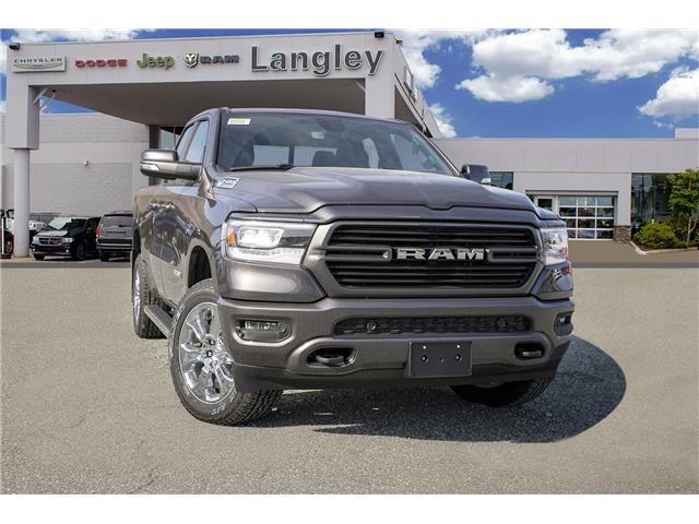 2020 RAM 1500 Big Horn (Stk: L172826) in Surrey - Image 1 of 24