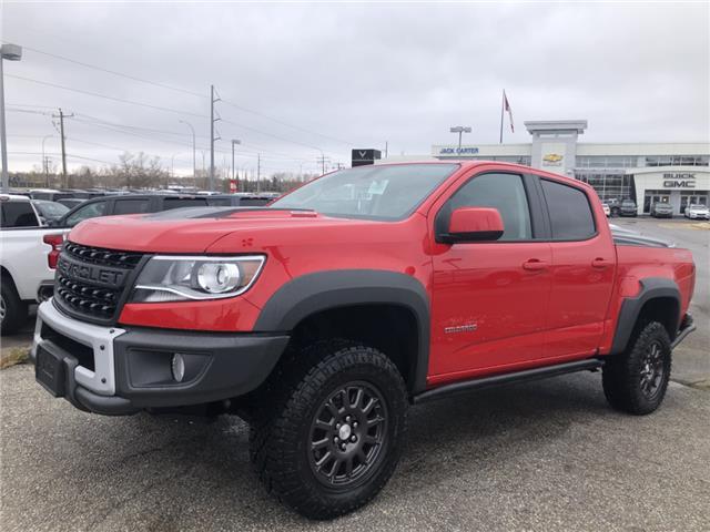 2019 Chevrolet Colorado ZR2 (Stk: K1273152) in Calgary - Image 1 of 20