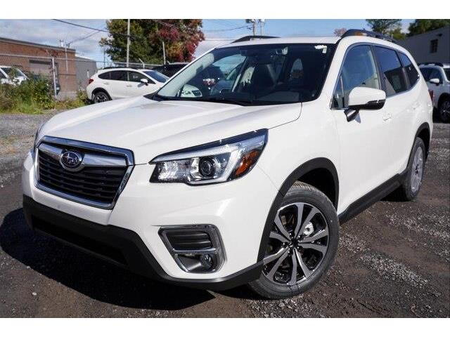 2020 Subaru Forester Limited (Stk: SL078) in Ottawa - Image 1 of 26