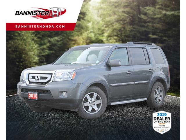 2010 Honda Pilot Touring (Stk: 19-397A) in Vernon - Image 1 of 14