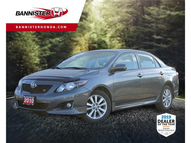 2010 Toyota Corolla S (Stk: 19-398A) in Vernon - Image 1 of 15