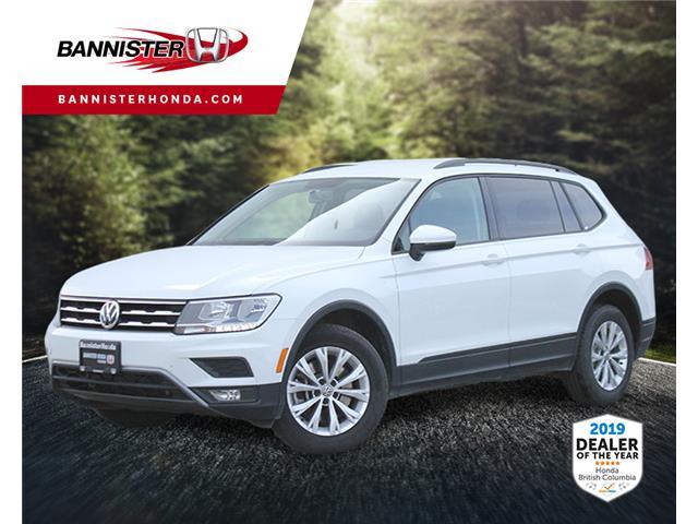 2018 Volkswagen Tiguan Trendline (Stk: P19-119) in Vernon - Image 1 of 16