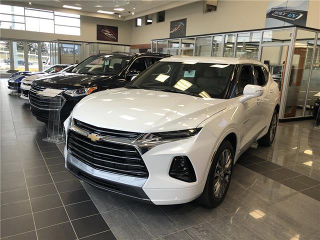 2019 Chevrolet Blazer Premier (Stk: KS689656) in Calgary - Image 1 of 14