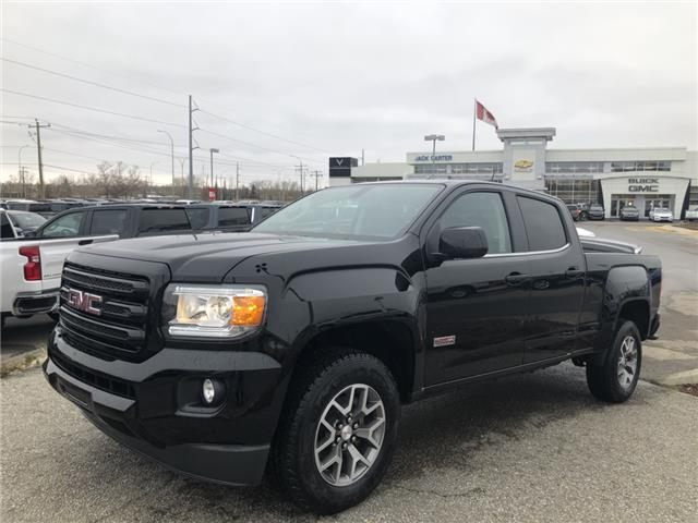 2019 GMC Canyon All Terrain w/Cloth (Stk: K1195977) in Calgary - Image 1 of 17