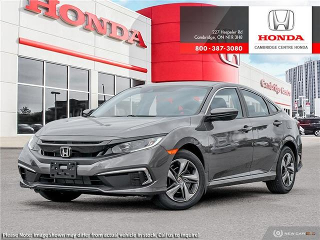 2020 Honda Civic LX (Stk: 20428) in Cambridge - Image 1 of 24