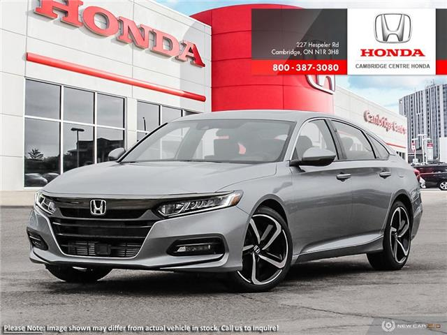 2020 Honda Accord Sport 1.5T (Stk: 20413) in Cambridge - Image 1 of 24