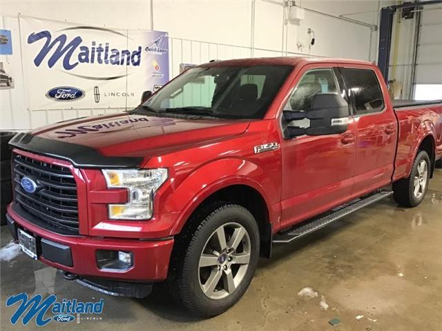 2016 Ford F-150 XLT (Stk: FB4321) in Sault Ste. Marie - Image 1 of 30