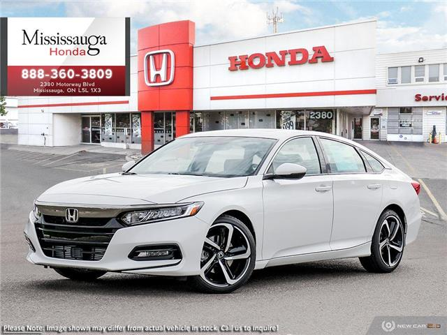 2020 Honda Accord Sport 1.5T (Stk: 327317) in Mississauga - Image 1 of 22