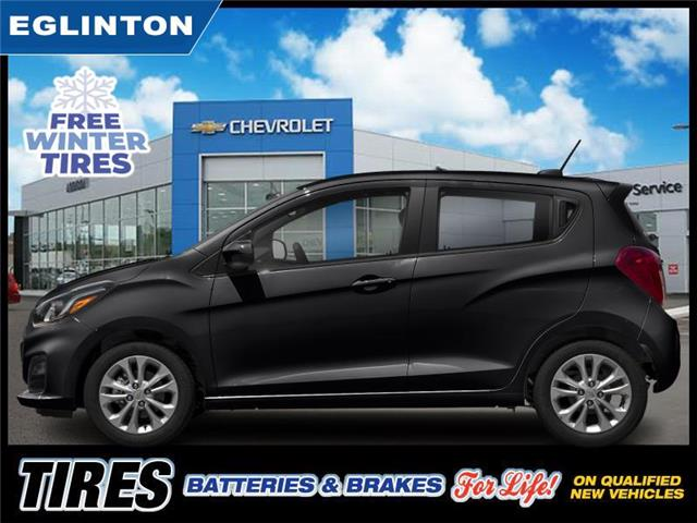 2019 Chevrolet Spark 2LT CVT (Stk: KC768524) in Mississauga - Image 1 of 1
