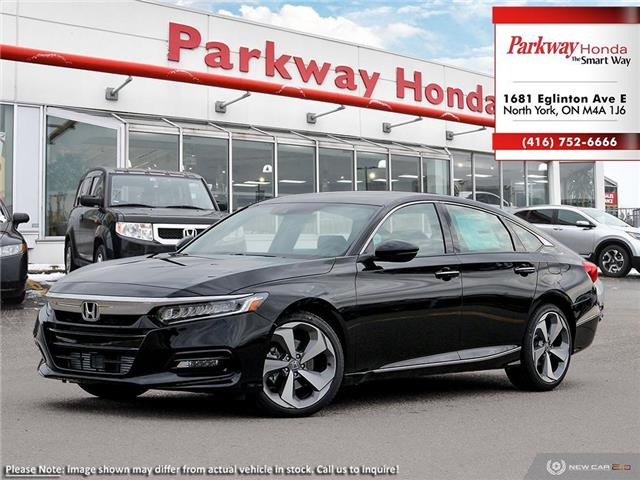 2020 Honda Accord Touring 2.0T (Stk: 28011) in North York - Image 1 of 22