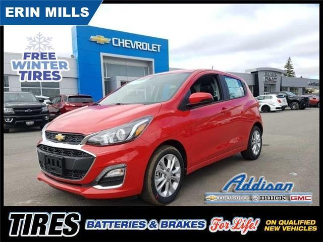 2019 Chevrolet Spark 1LT CVT (Stk: KC772656) in Mississauga - Image 1 of 17