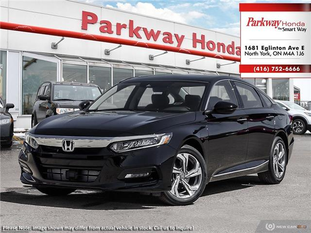2020 Honda Accord EX-L 1.5T (Stk: 28018) in North York - Image 1 of 23