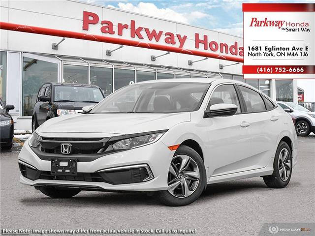 2020 Honda Civic LX (Stk: 26019) in North York - Image 1 of 23