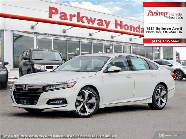 2020 Honda Accord Touring 2.0T (Stk: 28013) in North York - Image 1 of 22