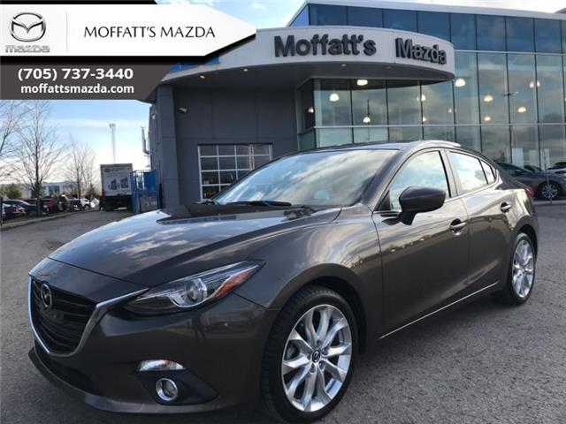 2016 Mazda Mazda3 GT (Stk: 27998) in Barrie - Image 1 of 24
