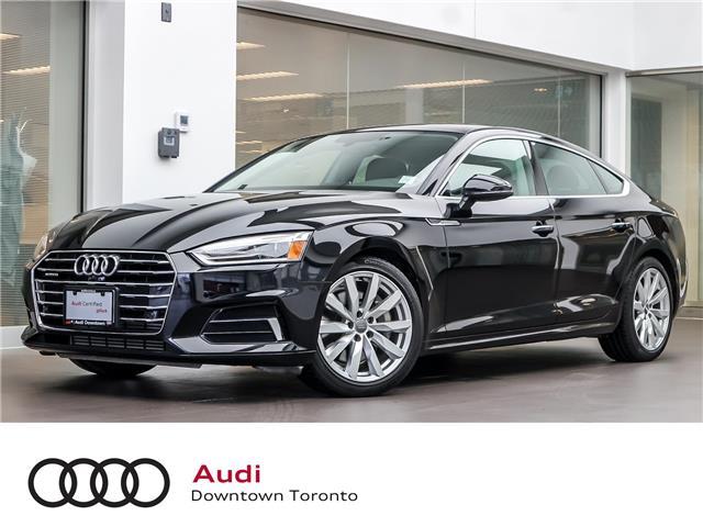 2018 Audi A5 2.0T Progressiv (Stk: P3487) in Toronto - Image 1 of 28