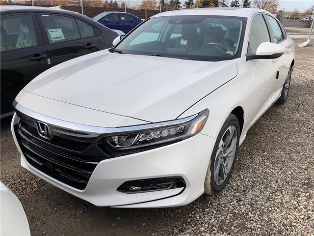 2020 Honda Accord EX-L 1.5T (Stk: I200077) in Mississauga - Image 1 of 5