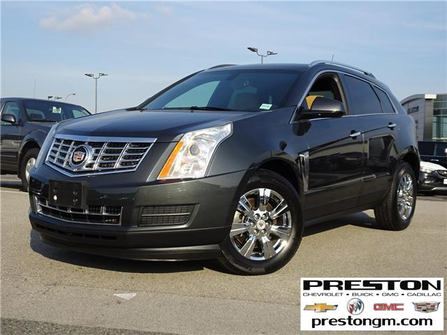 2014 Cadillac SRX Luxury (Stk: 9019641) in Langley City - Image 1 of 28