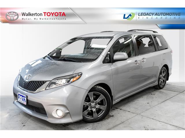 2017 Toyota Sienna SE 8 Passenger (Stk: 19426A) in Kincardine - Image 1 of 15