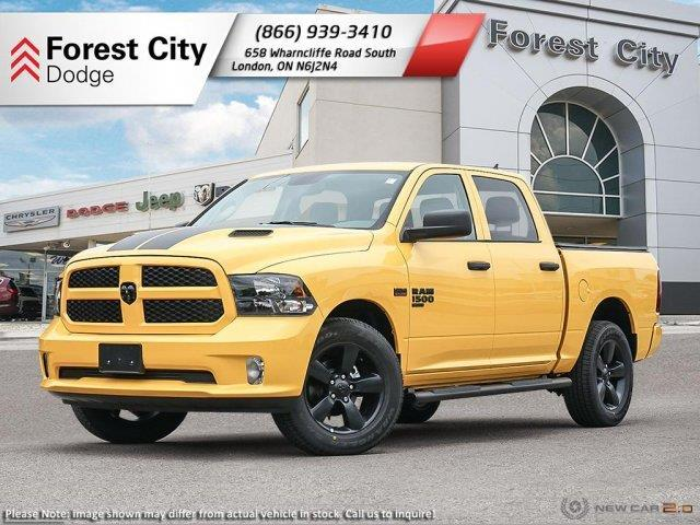 2019 RAM 1500 Classic ST (Stk: 9-R186) in London - Image 1 of 22