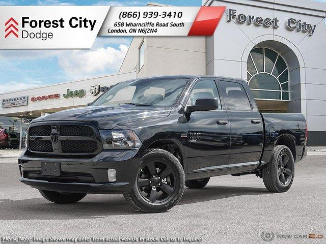 2019 RAM 1500 Classic ST (Stk: 9-R296) in London - Image 1 of 23