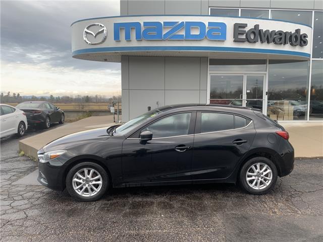 2018 Mazda Mazda3 Sport GS (Stk: 22110) in Pembroke - Image 1 of 10