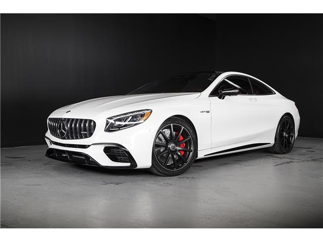 2019 Mercedes-Benz AMG S 63 Base (Stk: MU2209) in Woodbridge - Image 2 of 17