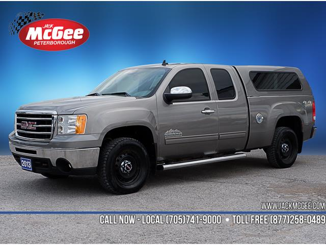 2013 GMC Sierra 1500 SL (Stk: 19564B) in Peterborough - Image 1 of 13