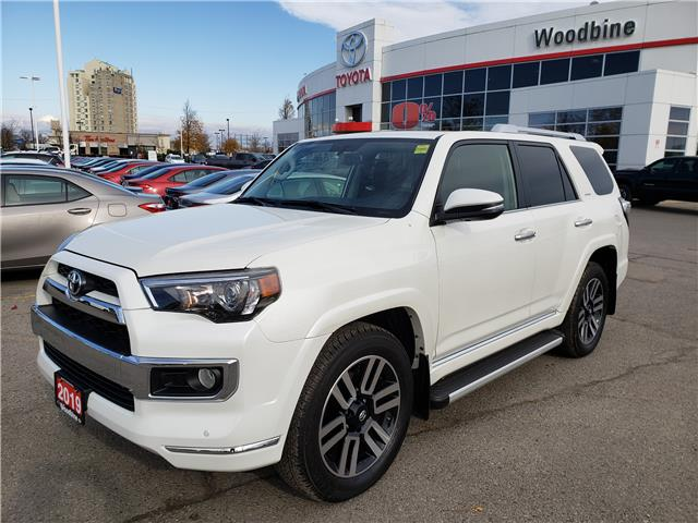 2019 Toyota 4Runner SR5 (Stk: P6973) in Etobicoke - Image 1 of 28