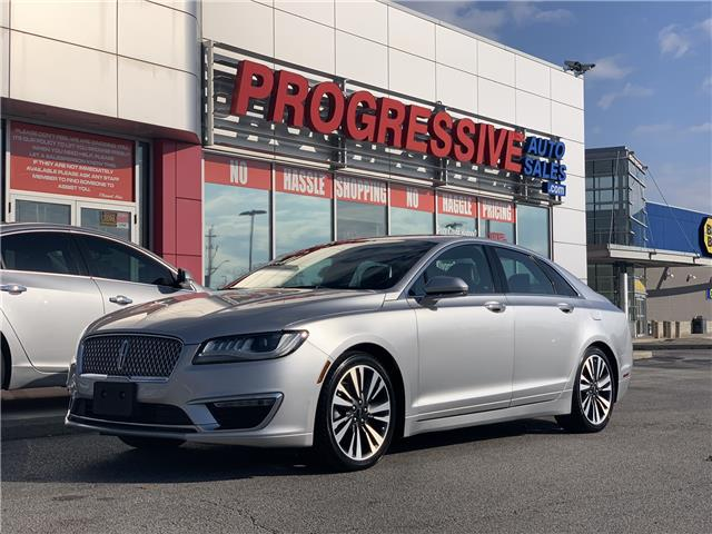 2017 Lincoln MKZ Hybrid Select (Stk: HR627571) in Sarnia - Image 1 of 24
