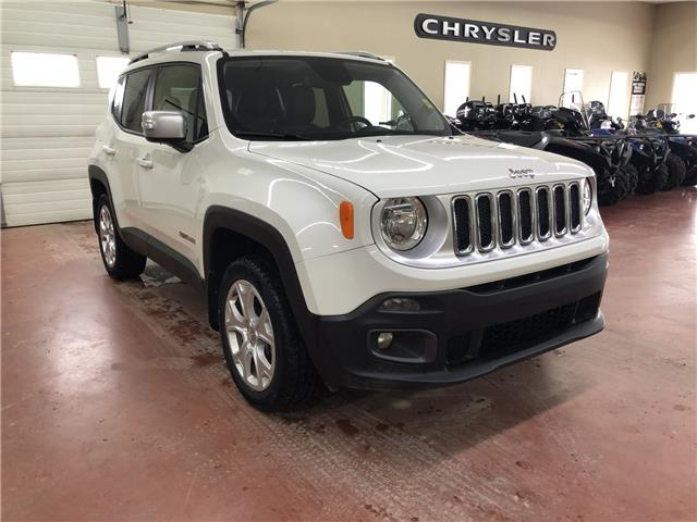 2015 Jeep Renegade Limited (Stk: T20-18A) in Nipawin - Image 1 of 26