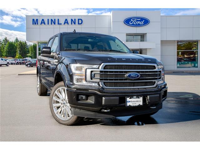 2019 Ford F-150 Limited (Stk: 9F11414) in Vancouver - Image 1 of 25