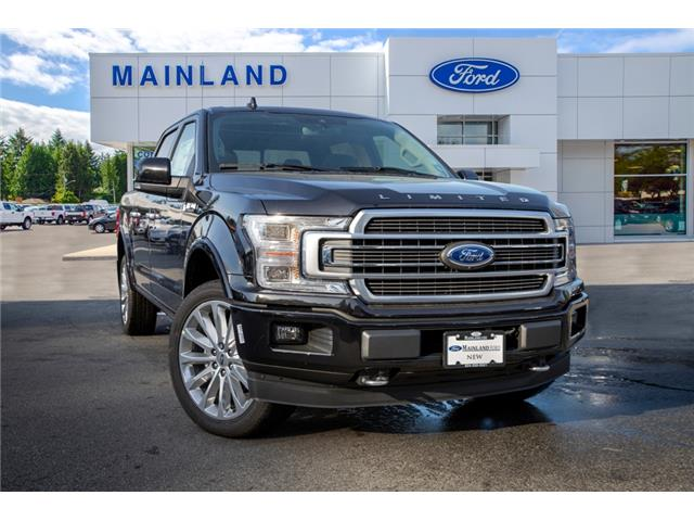 2019 Ford F-150 Limited (Stk: 9F15214) in Vancouver - Image 1 of 26
