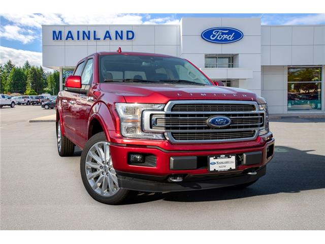 2019 Ford F-150 Limited (Stk: 9F15215) in Vancouver - Image 1 of 25