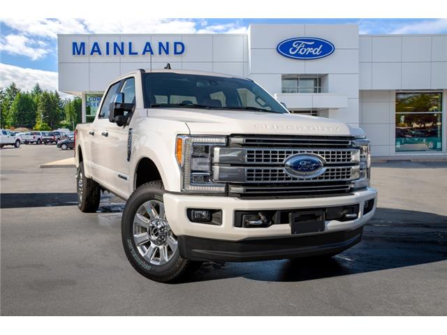 2019 Ford F-350 Platinum (Stk: 9F32777) in Vancouver - Image 1 of 20