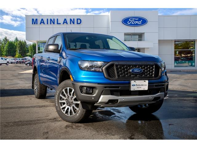 2019 Ford Ranger XLT (Stk: 9RA8281) in Vancouver - Image 1 of 25