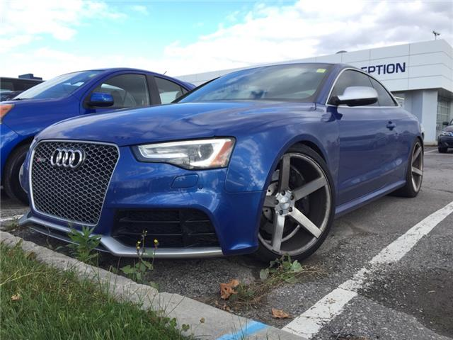 2013 Audi RS 5 4.2 (Stk: S19619A) in Newmarket - Image 1 of 1