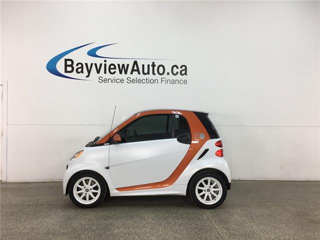 2016 Smart fortwo electric drive Passion (Stk: 35780RA) in Belleville - Image 1 of 25
