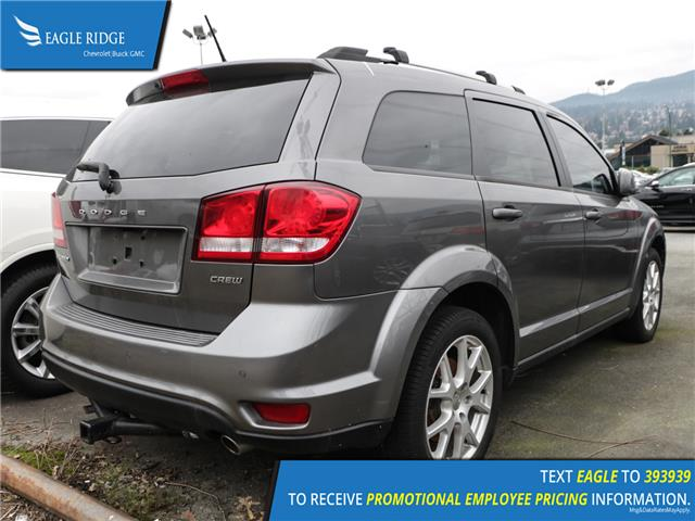 2013 Dodge Journey SXT/Crew (Stk: 130607) in Coquitlam - Image 2 of 4