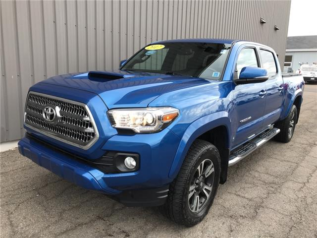 2017 Toyota Tacoma TRD Off Road (Stk: U3532) in Charlottetown - Image 1 of 23