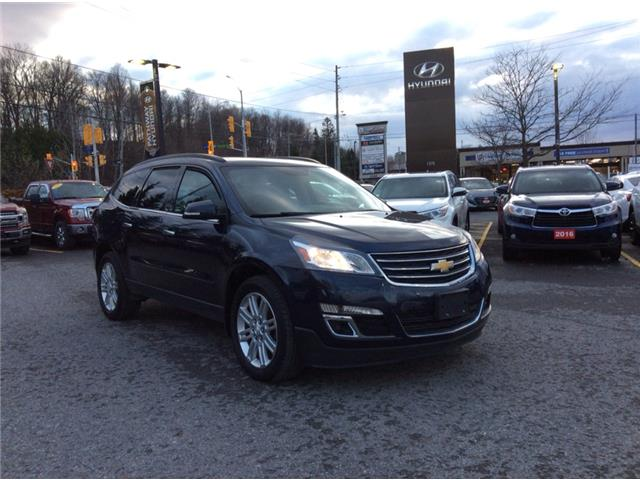 2015 Chevrolet Traverse 1LT (Stk: P3361A) in Ottawa - Image 1 of 16