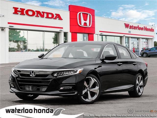 2020 Honda Accord Touring 1.5T (Stk: H6417) in Waterloo - Image 1 of 23