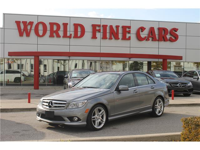2010 Mercedes-Benz C-Class Base (Stk: 17050) in Toronto - Image 1 of 25